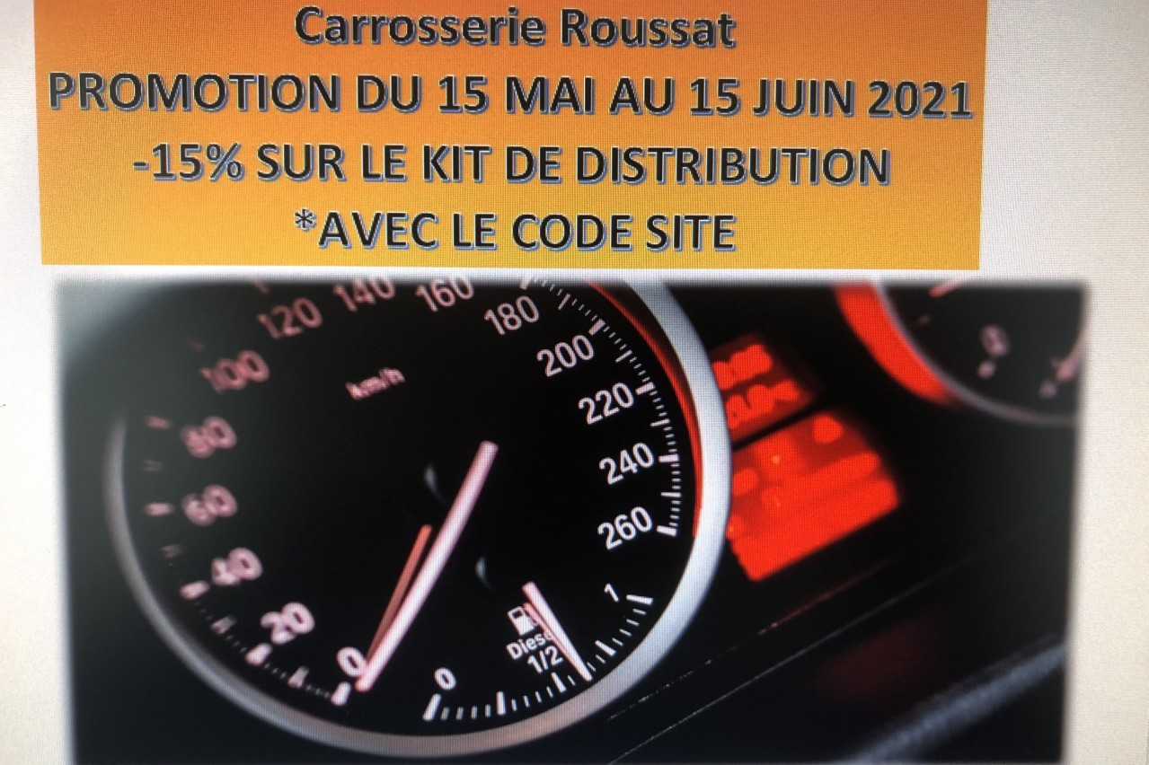 CARROSSERIE ROUSSAT - PROMOTION DISTRIBUTION